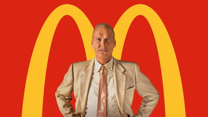 Ray Kroc Founder of Macdonalds movie